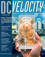 Pyramid Featured in November Issue of DC Velocity, Discusses Benefits of Waveless Operations