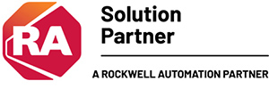 Rockwell Automation Solution Partner Badge